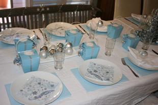 xmas 2010 table